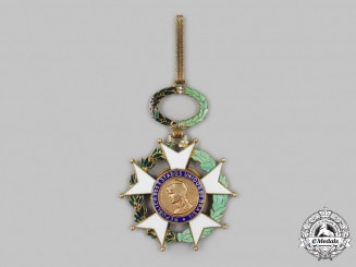 Brazil, Federative Republic. A National Order of the Southern Cross, III Class Commander, c.1950