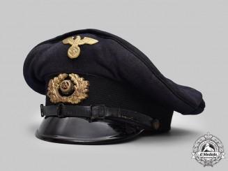 Germany, SA. A Marine-Sturmabteilung Visor Cap