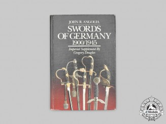 Germany, Imperial, Third Reich. Swords of Germany 1900-1945