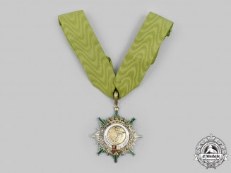 Spain, Facist State. An Order of Merit for Agriculture, Commander, c.1950