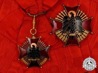 Spain, Fascist State. An Order of Cisneros, I Class Grand Cross, c.1950
