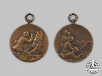 Germany, Heer. A Pair of Proficiency Medals