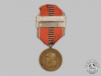 Romania, Kingdom. A Crusade Against Communism Medal 1941, Mare Megru & Stalingrad