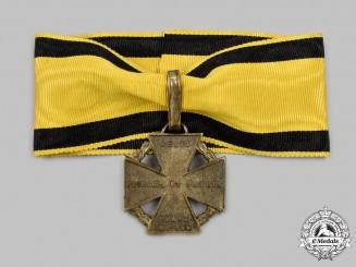 Austria, Empire. An Army Cross (Canon Cross) 1813-1814