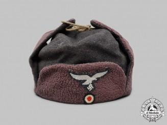 Germany, Luftwaffe. An EM/NCO's Fur Cap