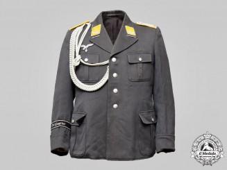 Germany, Luftwaffe. A Jagdgeschwader 26 Flight Personnel Oberleutnant's Service Tunic