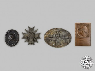 Germany, Wehrmacht. A Mixed Lot of Decorations and Accessories