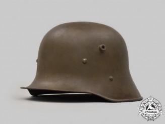 Austria-Hungary, Empire. An Austro-Hungarian Army M17 Stahlhelm