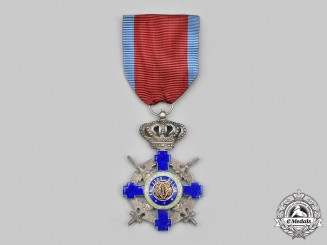 Romania, Kingdom. An Order of the Star, V Class Knight, Military Division, c.1940