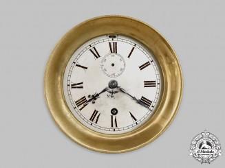 Germany, Kriegsmarine. A Ship's Clock