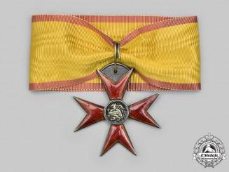 Mecklenburg-Schwerin, Grand Duchy. An Order of the Griffin, Commander Cross, c.1916