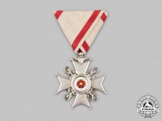 Lippe, Principality. A Leopold Order Cross