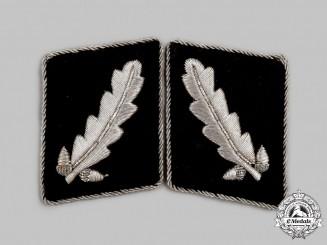 Germany, NSKK. A Set of National Socialist Motor Corps Standartenführer Collar Tabs