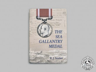 United Kingdom. The Sea Gallantry Medal