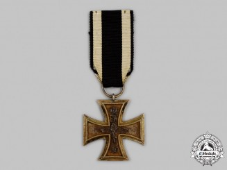 Germany, Imperial. An 1813 Iron Cross II Class, Relic Condition Centenary Version
