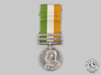 United Kingdom. A King's South Africa Medal, to Private P.M. Owens, Army Service Corps