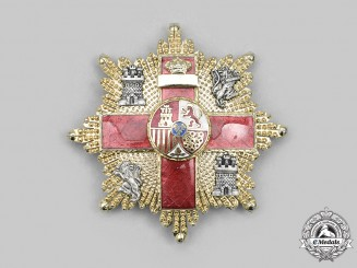 Spain, Kingdom. An Order of Military Merit with Red Distinction, III Class, c.1975