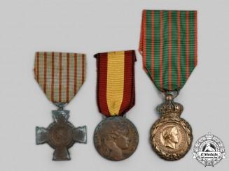 France, II and III Empires; Italy, Kingdom. A Lot of Three Awards