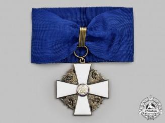 Finland, Republic. An Order of the White Rose, Commander, by  Alexander Tillander & Co., c.1945