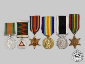 United Kingdom, Canada, New Zealand. A Lot of Six Awards