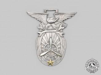 Japan, Empire. An Air Force Aircraft Mechanic Qualification Badge