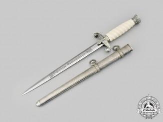 Germany, Heer. A Gebirgsjäger Generaloberst's Presentation Dagger, by E. & F. Hörster, Philippe Leemans Collection
