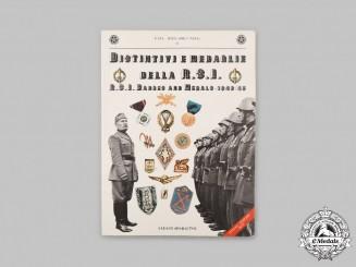 Italy, Kingdom. Distintivi e Medaglie della R.S.I. (R.S.I. Badges and Medals - 1943/45)