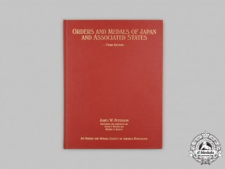 Japan, Empire. Orders and Medals of Japan and Associated States, Third Edition