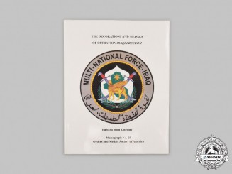 International. The Decorations and Medals of Operation Iraqi Freedom
