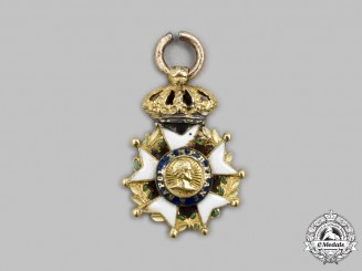 France, I Empire. An Order of the Legion of Honour, Miniature, c.1810