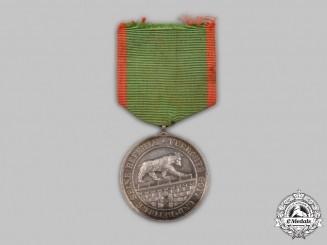 Anhalt, Duchy. An Order of Albert the Bear, Silver Merit Medal