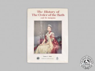 United Kingdom. The History of the Order of the Bath and its insignia