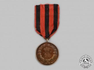 Württemberg, Kingdom. A War Commemorative Medal for Field Service