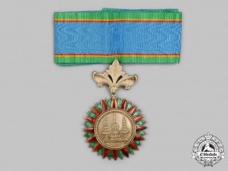 Thailand, Kingdom. A Most Noble Order of the Crown, III Class Commander, c. 1910