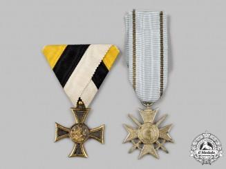 Bulgaria, Kingdom. Two Awards & Decorations