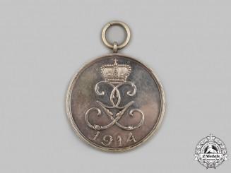 Schwarzburg-Rudolstadt, Principality. A Silver Medal for War Merit