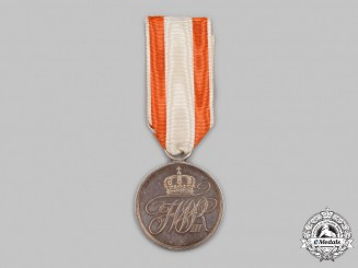Prussia, Kingdom. A General Honour Medal, II Class