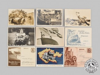 Germany, Third Reich. A Lot of Postcards