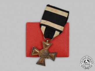 Prussia, Kingdom. A Military Honour Decoration, I Class with Case, by Wagner