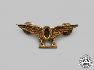 Canada. A Royal Canadian Air Force (RCAF) Ops Wing with Second Award Bar