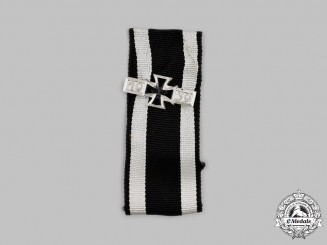 Germany, Federal Republic. A 1939 Clasp to the Iron Cross II Class, 1957 Version