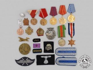 Germany, Third Reich. A Lot of Twenty-Four Mostly Post-1945 Manufactured Items