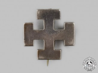 Austria, First Republic. A Fatherland Front Supporter's Badge