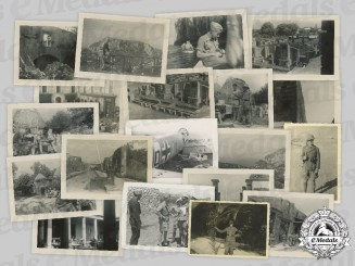 Germany, Wehrmacht. A Lot of Wartime Photos from the Mediterranean and North African Theaters