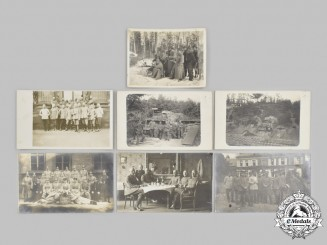 Germany, Imperial. A Lot of Wartime Photos and Feldpost Postcards