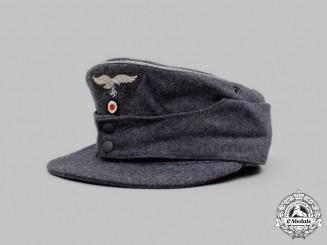 Germany, Luftwaffe. An Officer's M43 Field Cap