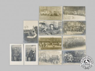 Germany, Imperial. A Mixed Lot of First World War Allied Prisoner of War Photos