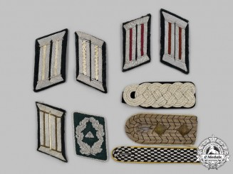 Germany, Wehrmacht. A Mixed Lot of Rank Insignia