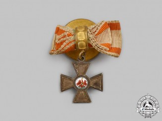 Prussia, Kingdom. An Order of the Red, Boutonniere Miniature