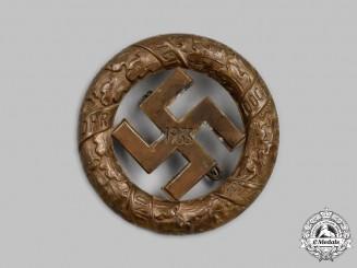 Germany, Third Reich. A Gau Munich Commemorative Badge